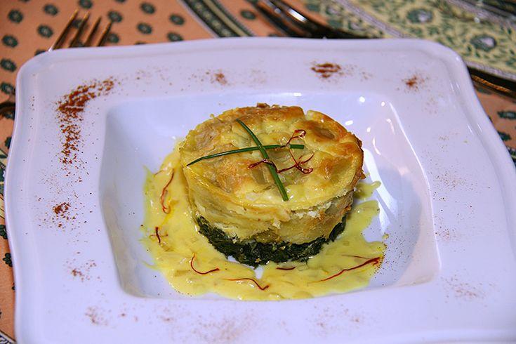Ravioles au safran http://jackie-cuisine.over-blog.com