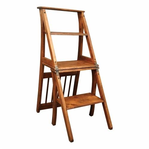 step ladder chair
