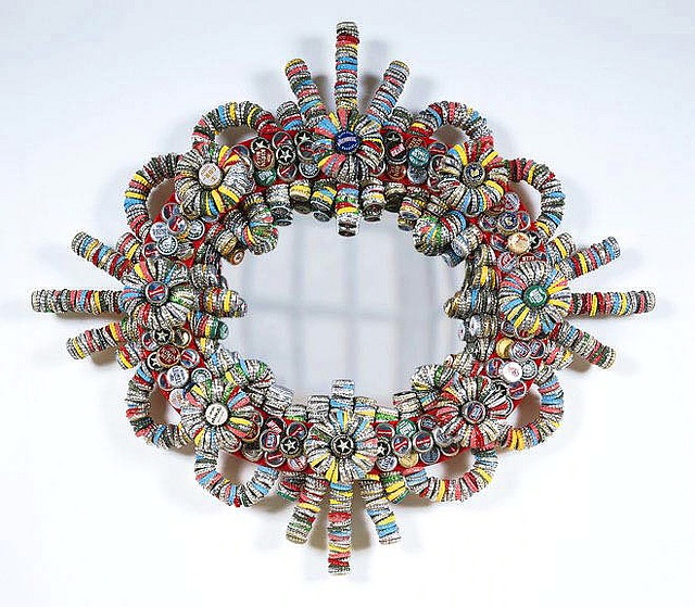 bottle caps, WOW! I would need a LOT more than I have now to do something this amazing!!