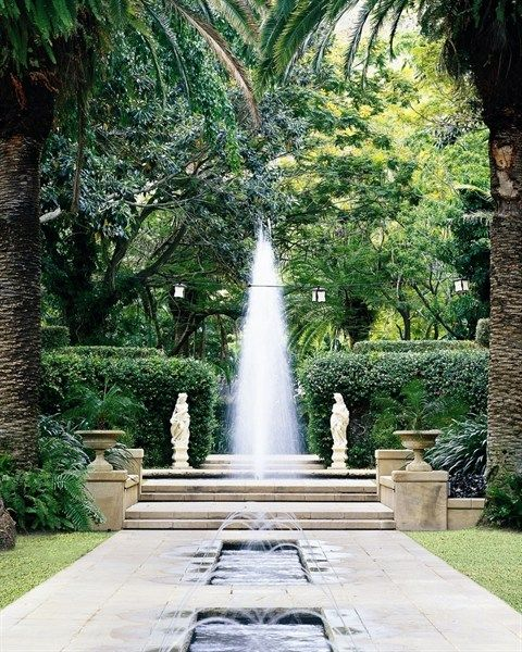 Formal Gardens, Hayman Island - Perfect Wedding Reception Venue