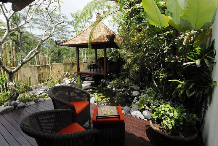 Klungkung house at Villa Bayad Ubud