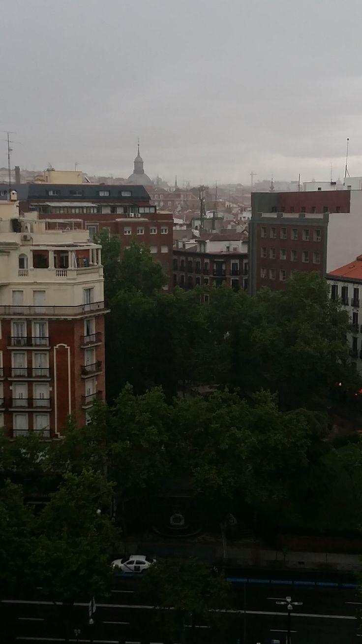 Calle de la Princesa en Madrid, Madrid