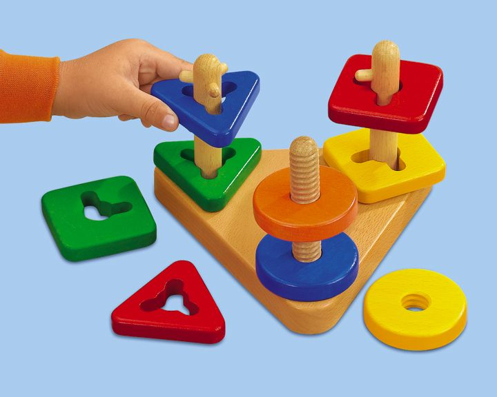 Down Syndrome: A Day to Day Guide: Toys that Encourage Fine Motor Skills