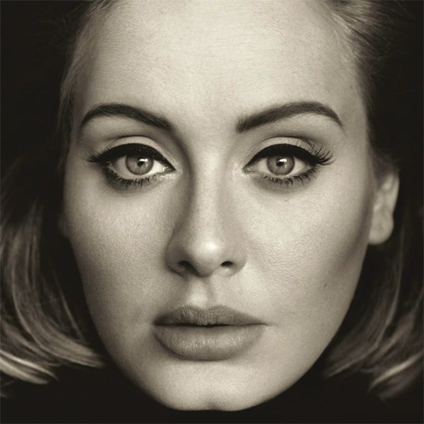 OMG! Adele just released the cover art for her latest album -- check it out here!