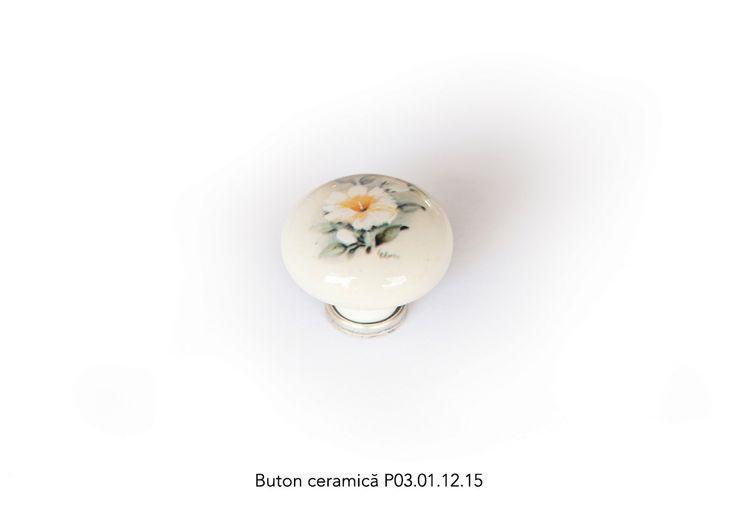 Buton ceramica P03.01.12.15