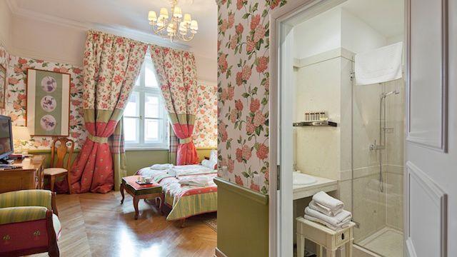 Najlepsze hotele w Polsce - the Bonerowski Palace5