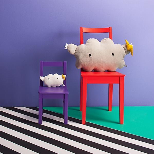 clouds ...: Blue Ricestorm, Clouds Pillows, Blue Clouds, Clouds Crafts, Giants Clouds, Cushions Clouds, Clouds Cushions, Crafty Clouds, Black Clouds
