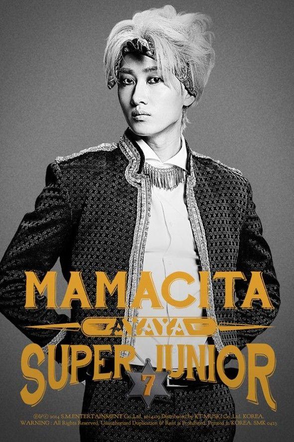 Super Junior Mamacita teaser 8