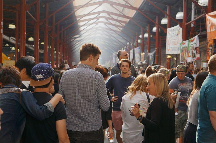 O mercado australiano mais visitado do país fica em Melbourne e está aberto desde o início do século 18. Conheça o Queen Victoria Market.