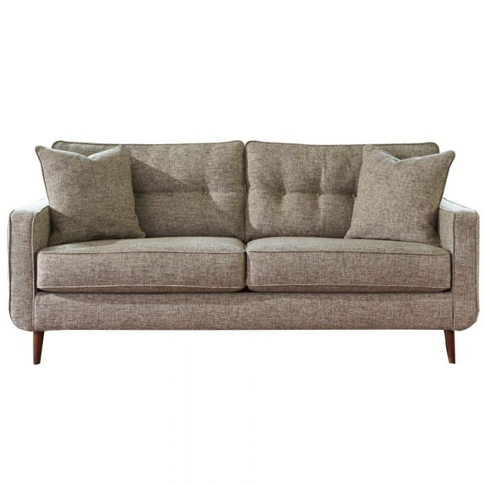 Best Mid Century Chento Sofa Brown Mid Century Sofa Ashley 400 x 300
