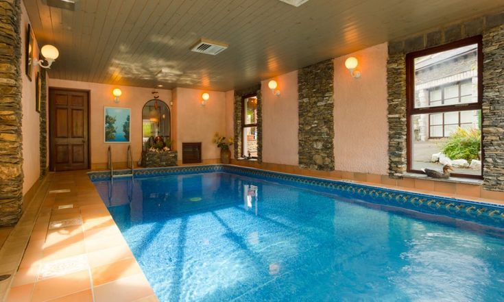 Cottages in the Lake District with Swimming Pools #lakedistrict #holiday #vacation