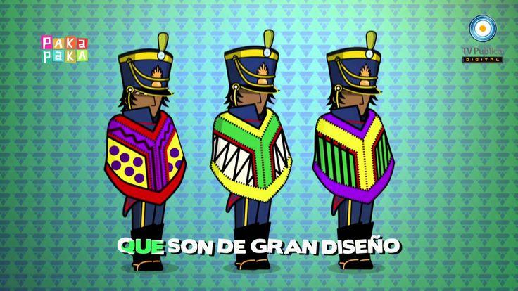Zamba - Canciones - Marcha de Los Andes