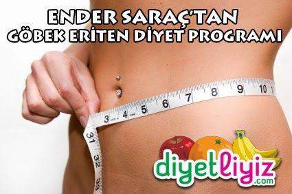 Ender Saraç'tan 21 Günlük Göbek Eriten Diyet programı ! Bu diyet programı sayesinde göbek ve basen bölgenizdeki kilolardan kurtulabileceksiniz ! İşte o diyet listesi..