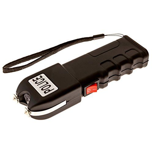 POLICE 230000000 Grab Guard Heavy Duty Stun Gun With LED Flashlight Rechargeable For Sale https://besttacticalflashlightreviews.info/police-230000000-grab-guard-heavy-duty-stun-gun-with-led-flashlight-rechargeable-for-sale/