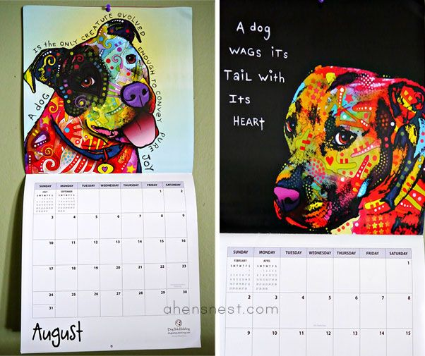 Dog Calendar Ideas : Best holiday gift ideas images on pinterest