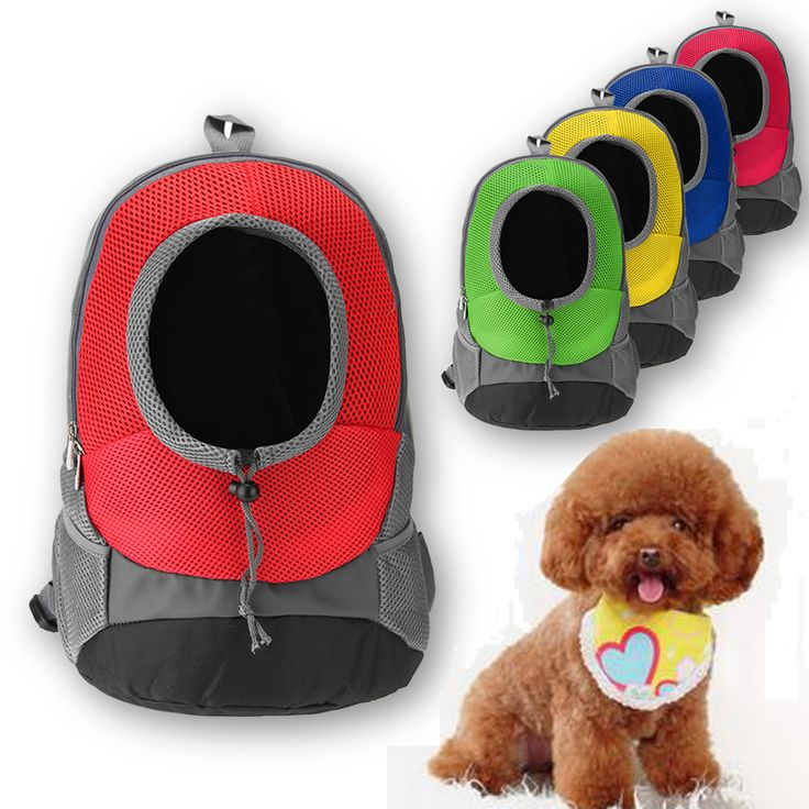 40*35*17 cm Portable Pet Dog Cat Puppy Head Out Carrier Comfort Travel Backpack