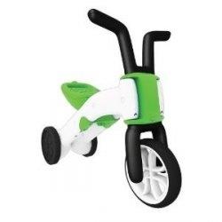 Ez egy Bunzi, ami egy tricikliből tanulóbringává alakítható gyerekjármű.