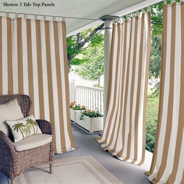 Curtains Ideas chocolate brown tab top curtains : 17 best ideas about Tab Top Curtains on Pinterest | Tab curtains ...