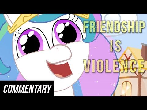[Blind Commentary] Friendship is Violence - YouTube