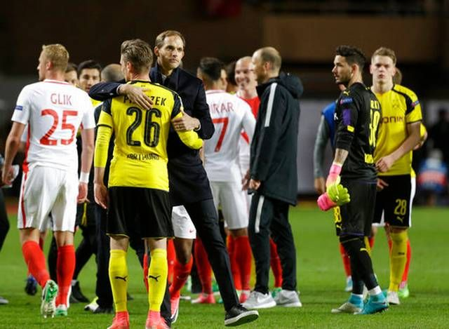 Champions League: Bus delay worst thing that could happen to Dortmund, says Thomas Tuchel
