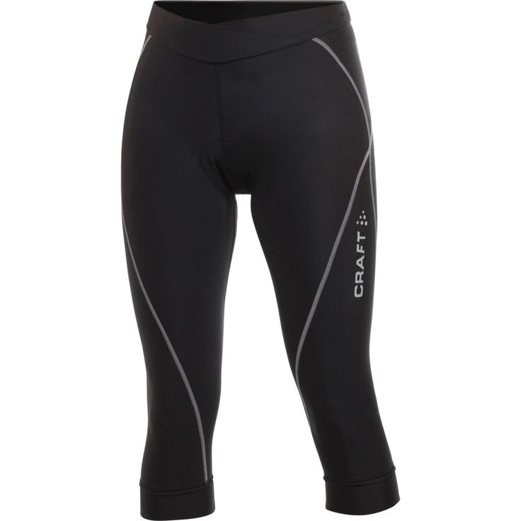 Sykkeltights Dame. 649,- https://www.gsport.no/produkt/274734/craft-3-4-sykkeltights-dame#002