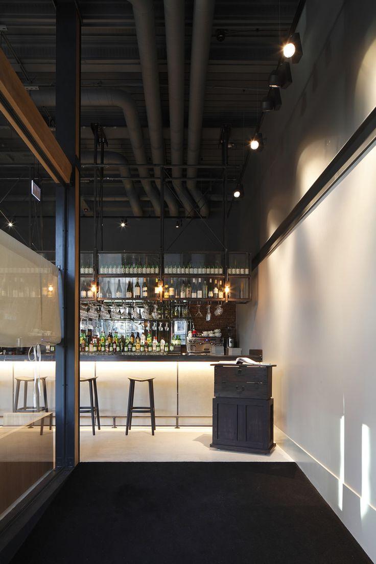 korean restaurant brings the energetic hongdae neighbourhood vibe to angel islington - Contemporary Restaurant 2015