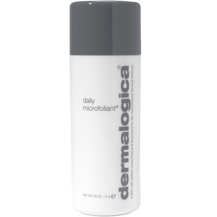 daily microfoliant®, a gentle, daily use rice-based powder that microfoliates for smoother, brighter skin.