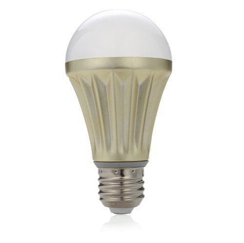 Lighting EVER Dimmable LED Bulbs, CREE LED, 9 Watt, 50 Watt Incandescent Bulb Replacement, Warm White, Home LED Light Bulb by Lighting EVER. $9.95. Lighting EVER(TM) releases 9W dimmable LED Bulb to replace standard 50W incandescent bulbs. It uses CREE LED. Luminous flux is about 560lm in warm white, which is 60% brighter than Pharox's 340lm. Color is warm white. It's brightest LED bulbs with similar price. It's good choice for residential and commercial lighting...