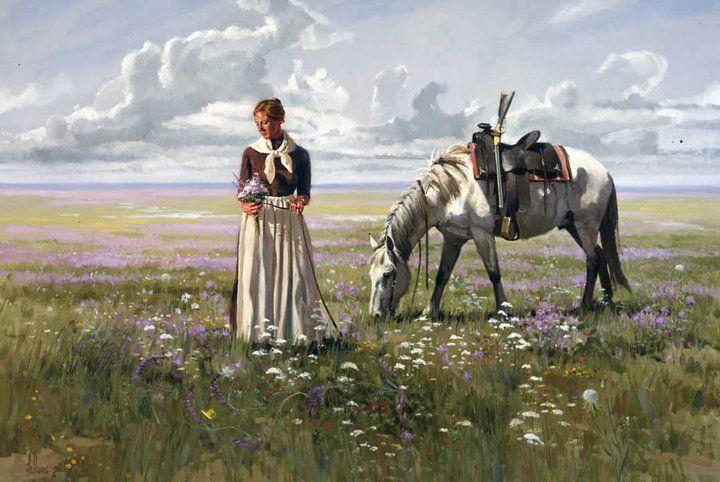 prairie women