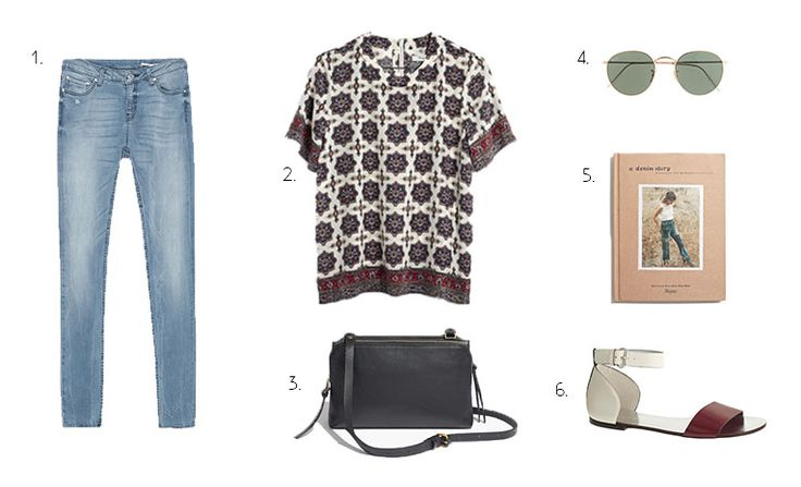 From playful picnic attire to seasonal activewear, take a peek at our current spring wish list.