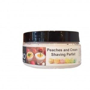 Shaving Parfait   Peaches and Cream   Perfect Shave