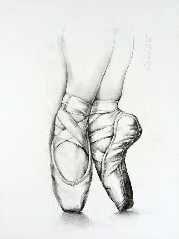Ballett Puante von narteck auf Etsy