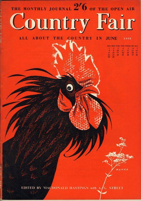 230 best vintage chicken images on pinterest
