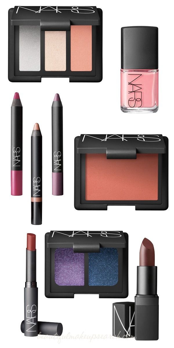 NARS Summer Collection 2012.  Nars, why must I love you so?
