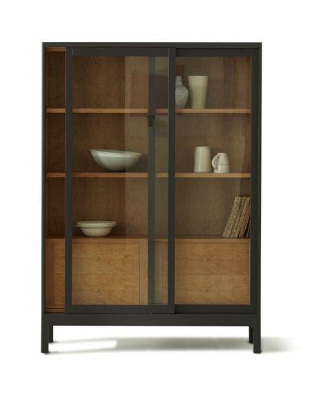 25+ Best Ideas about Vaisselier Moderne on Pinterest Ikea vaisselier, Meuble retro and Expedit  # Vaisselier Moderne Bois