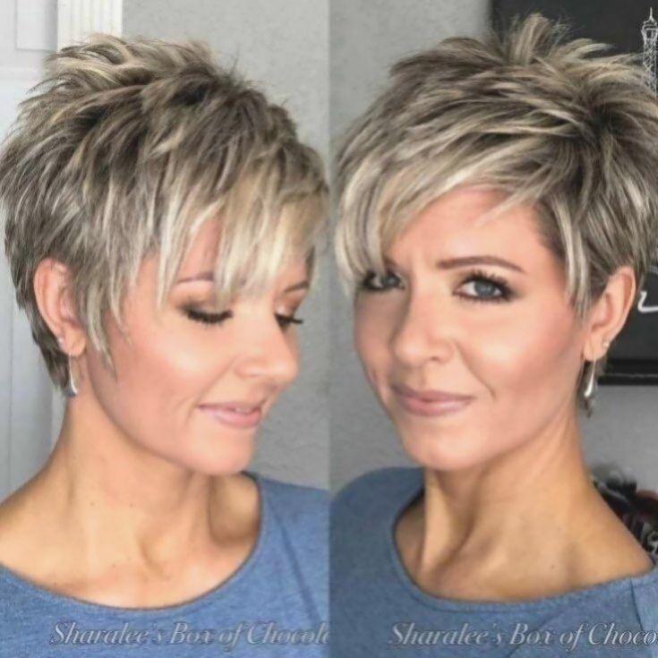 Kurze Frisuren Fur Frauen In 2020 Styling Kurzes Haar Haar Styling Kurze Haare Frauen