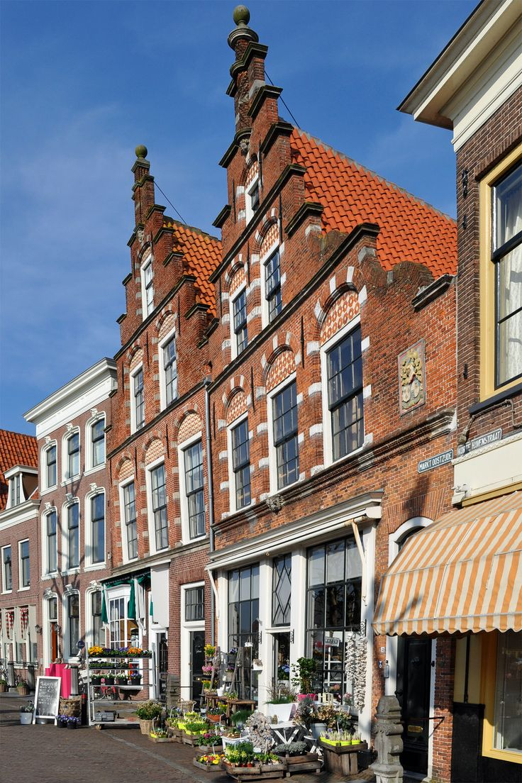 Oudewater, Zuid-Holland.