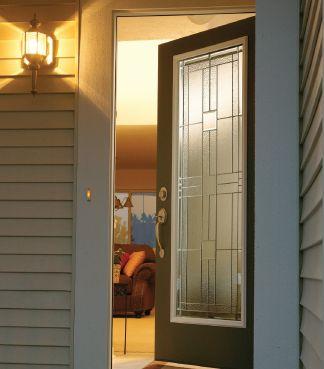 Monterey front door by HomeStory. #Doors #FrontDoor #HomeRemodel & 12 best Entry Doors images on Pinterest | Entrance doors Entry ...