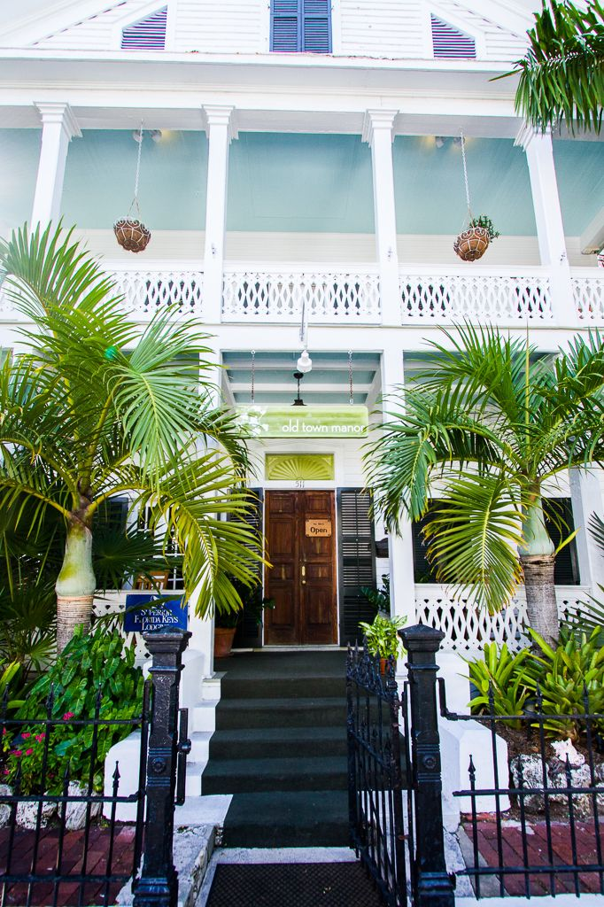 "Old Town Manor is your favorite Key West Bed & Breakfast located in the heart of Old Town.  Within walking distance to all of your favorite Key West Attractions, including Mallory Square, Margaritaville, and Sloppy Joe's.  This is ""not your Granny's B&B!"""