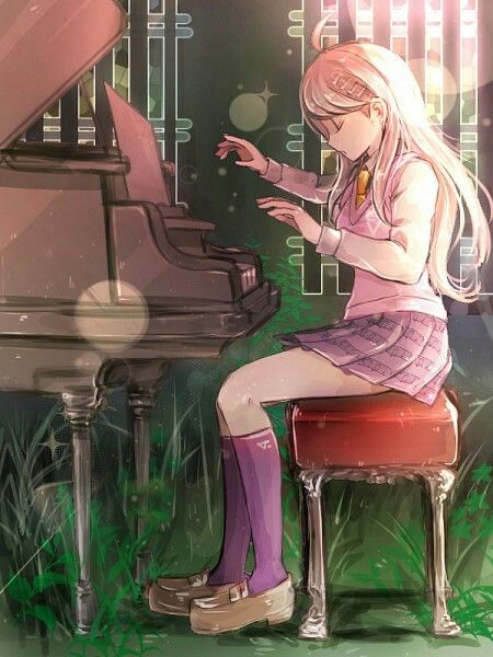 Imagen de pianista, danganronpa, and new danganronpa v3