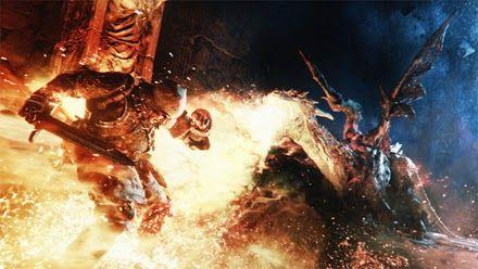 A,B,C...Games: Deep Down (PS4) - E3 2014 Trailer gameplay