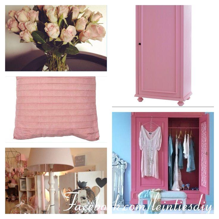 Pink ,interieur, roze