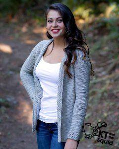 Kram Cardi CAL Crochet along, free pattern, #haken, gratis patroon (Engels), vest, haakpatroon