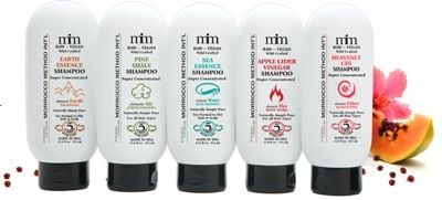 Moroccan shampoos - natural holistic hair care products
