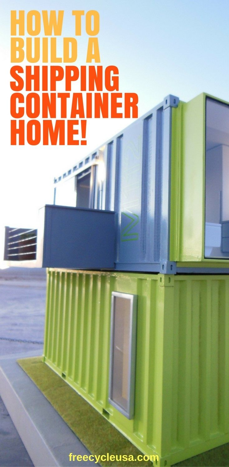 9224 best all things green images on pinterest eco friendly natural health and benefits of - Amazing shipping container homes ...