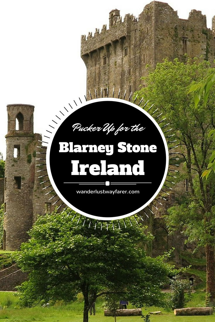 Did you know you have to hang upside down to kiss the Blarney Stone in Ireland? Learn more about what to expect in your journey for the gift of the gab.