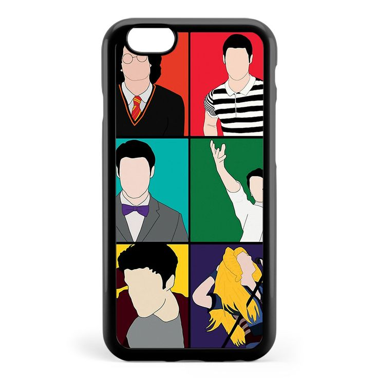 Darren Criss from Harry to Hedwig Apple iPhone 6 / iPhone 6s Case Cover ISVC690