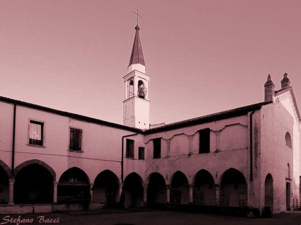 Maddalene - #vicenza Chiesa di Santa Maria Maddalena, secolo XIV