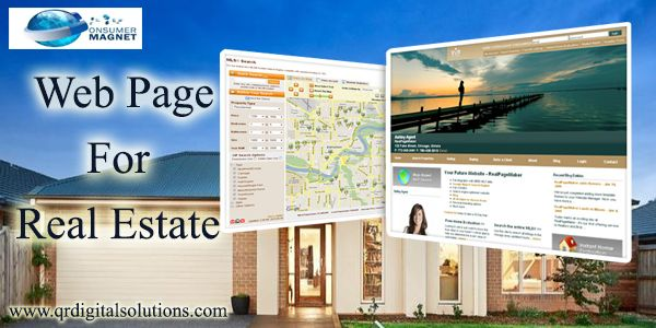 Attractive & complete info giving web page for better real estate marketing.  http://goo.gl/c9OCkA