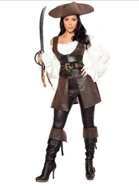 Карнавальный костюм пирата взрослый